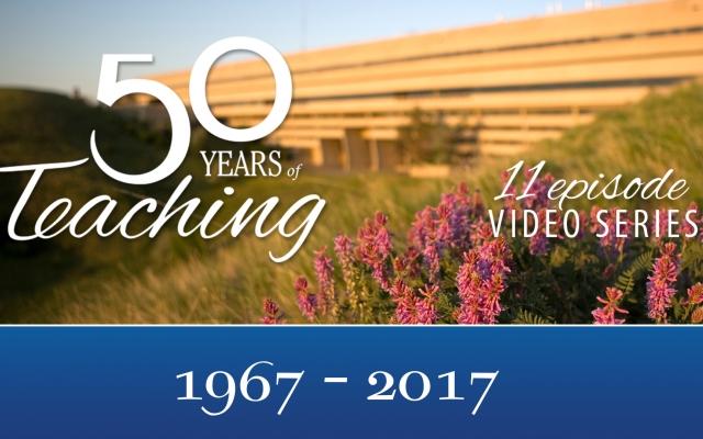 50 Years of Teaching