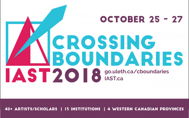 Crossing Boundaries and IAST 2018