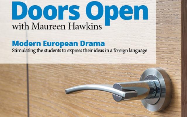 Doors Open with Maureen Hawkins