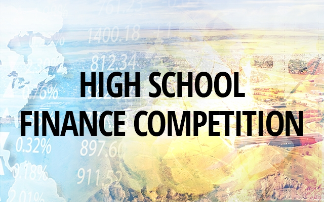 High School Finance Competition