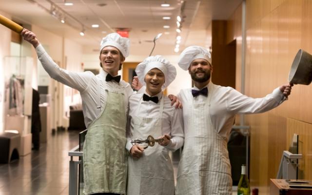 Abbondanza Chefs Trio