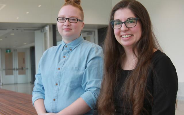 Athena Elafros and Tiffani Semach University of Lethbridge