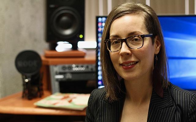 Monique Giroux 2020