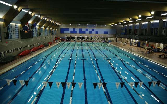 Max Bell Aquatic Centre