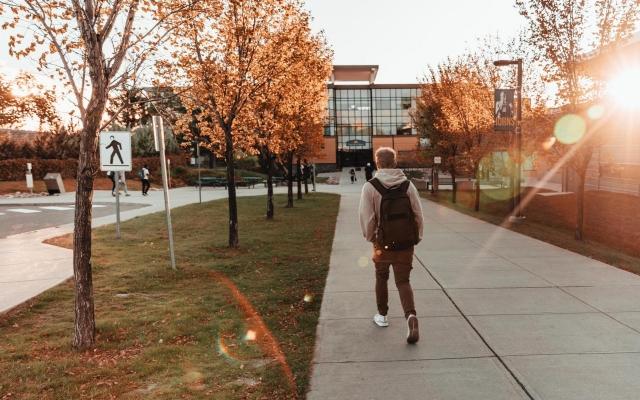uLethbridge Campus, Fall