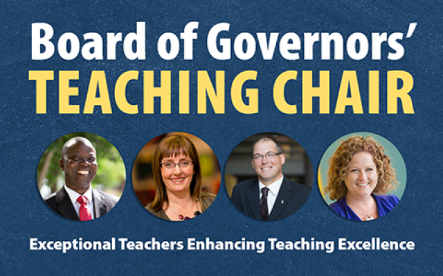 Board of Governors' Teaching Chair