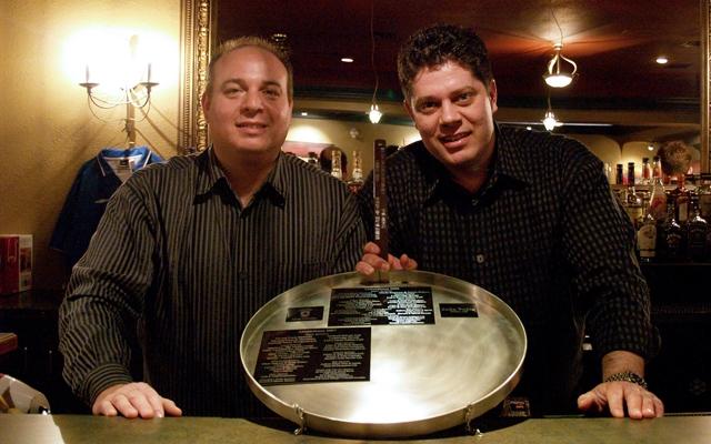 Tony Rose and Rocco Suriano