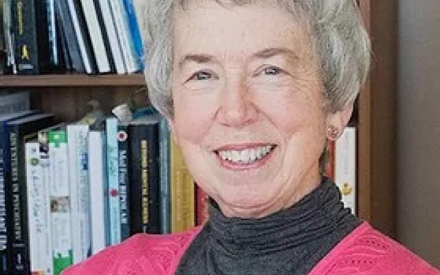 Dr Bonnie Kaplan