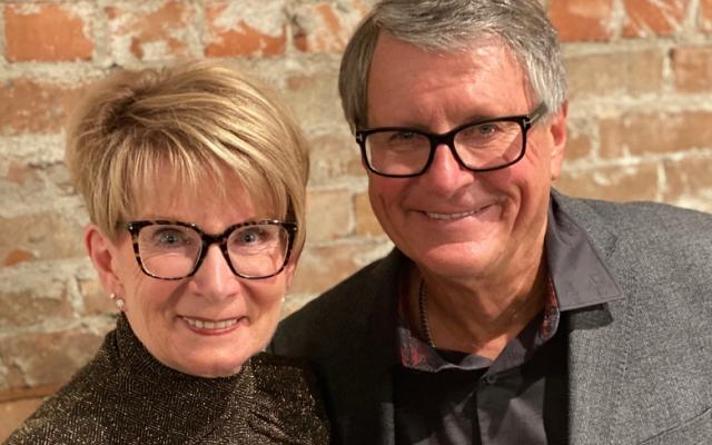 Janice and Glenn Varzari