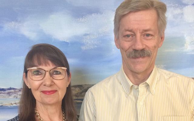 Drs. Lorraine and Chris Nicol