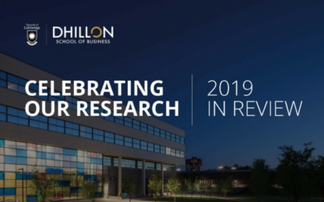 Research Celebration Report 2019