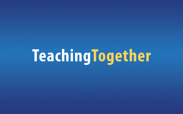 Teaching Together