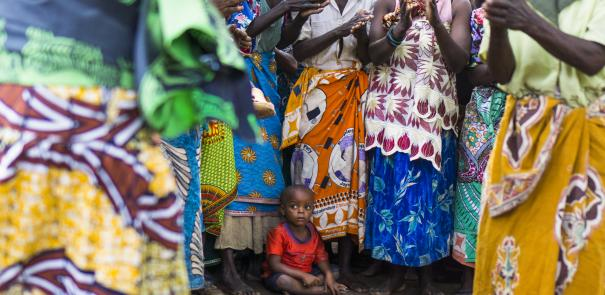 Child Among Dancers by Cecilia Reid - People and Culture Finalist