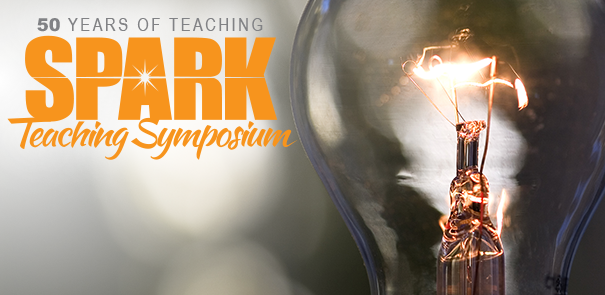 RSVP for Spark 2017 Teaching Symposium