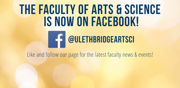 Faculty of Arts & Science Facebook