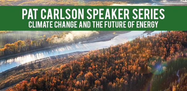 Pat Carlson Speaker Series