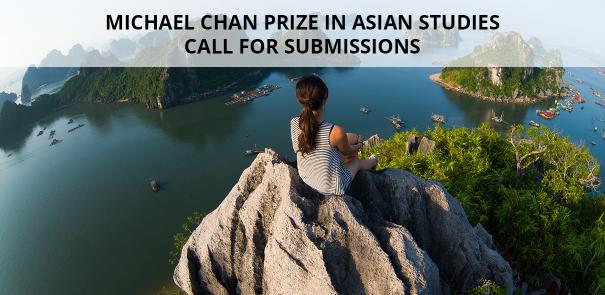 Michael Chan Prize FMA