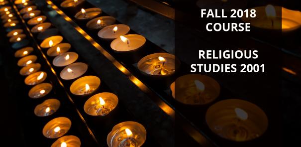 Religious Studies 2001 FMA
