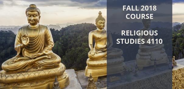 Religious Studies 4110 FMA