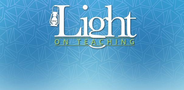 A Light on Teaching