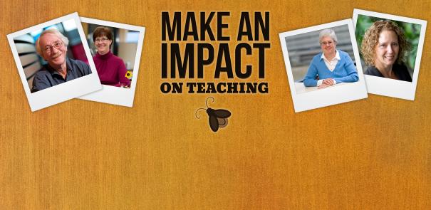 Make an Impact on Teaching