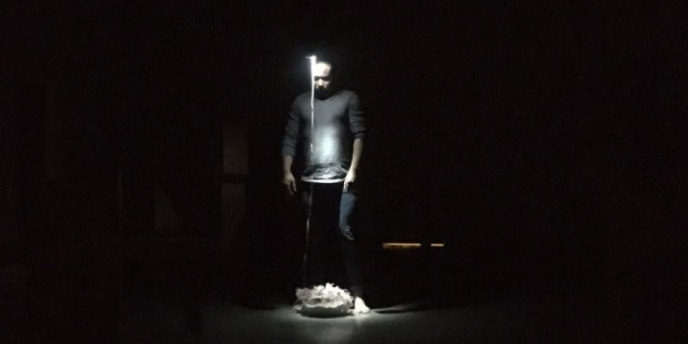 Migueltzinta Solís, Documentation of performance when you can do nothing else (2020)