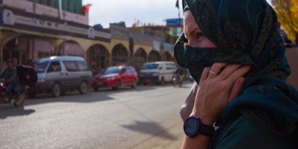 Documentary about the Marathon of Afghanistan co-directed and produced by Kate McKenzie (BA/BEd '07)