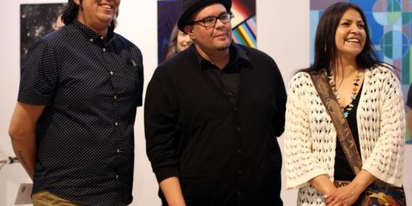 Indigenous Art Studio award recipients