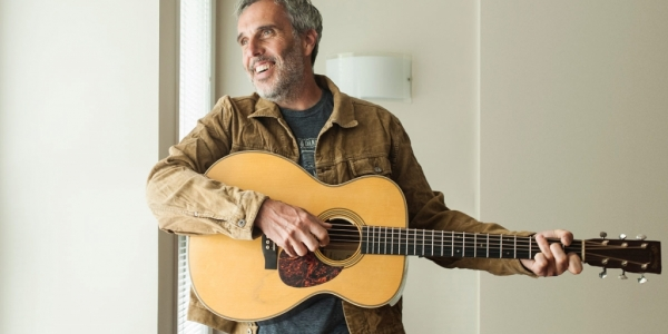 John Wort Hannam (BA/BEd '96) is an award-winning singer/songwriter with a passion for community