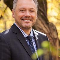 Andy Hakin VP Academic