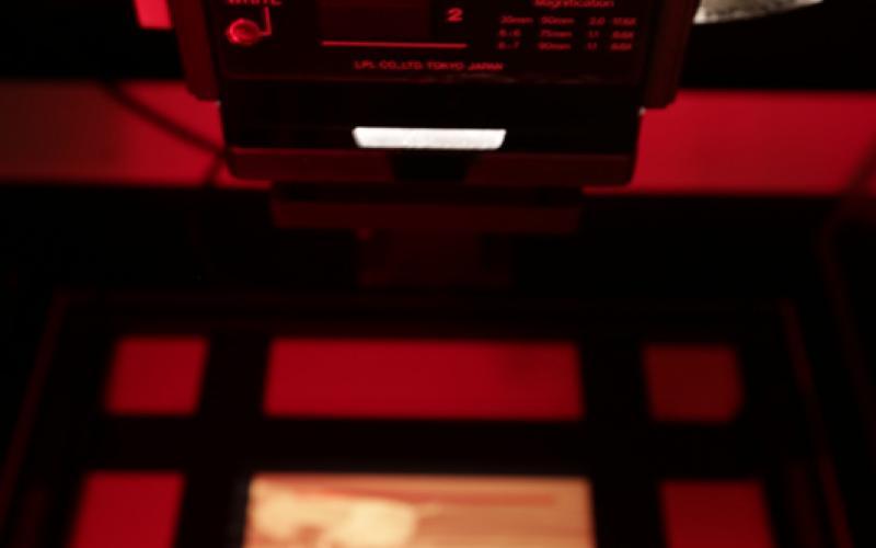 Pinhole (Foundations) Darkroom