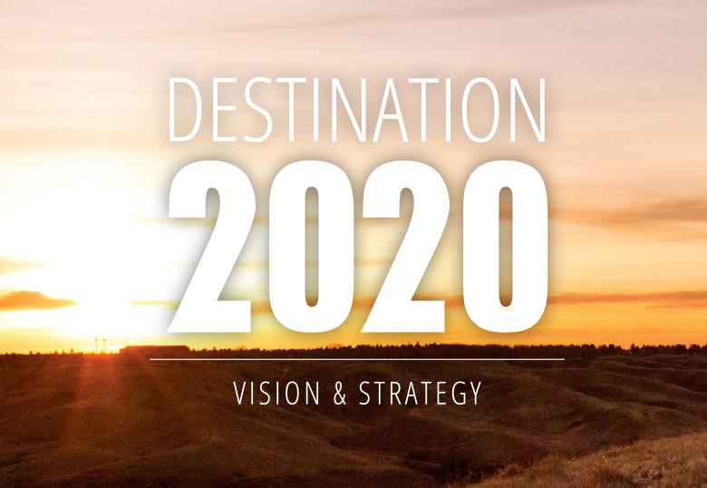 destination     ls  strategic plan  released unews
